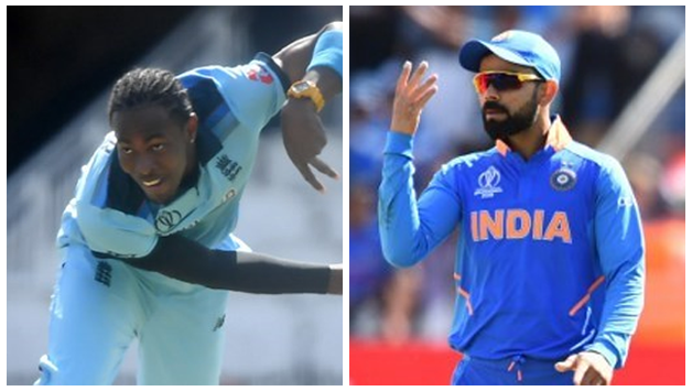 "Cricket World Cup 2019: ""I didn't really see it"" – Jofra Archer on Virat Kohli calling him the X-Factor for England team"
