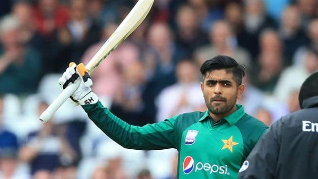 4th ODI: Babar ton propels Pakistan to daunting 340/7 against England