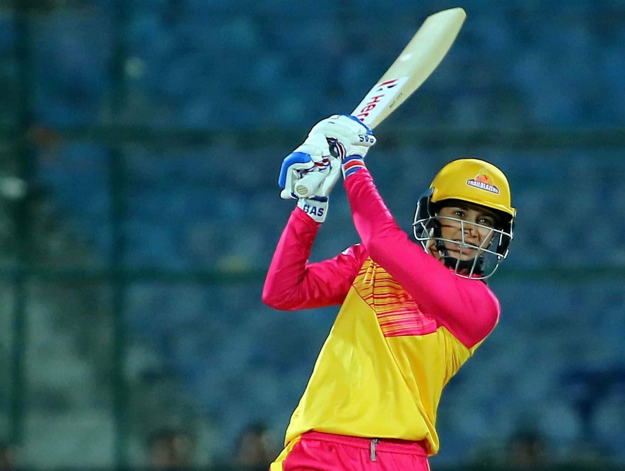 Women's T20 Challenge: Trailblazers beat Supernovas by 2 runs, Smriti mandhana shines