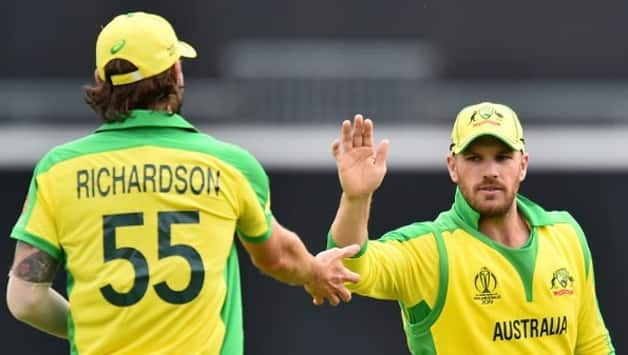 Cricket World Cup 2019: It is great when guys keep jumping up to fill positions: Aaron Finch