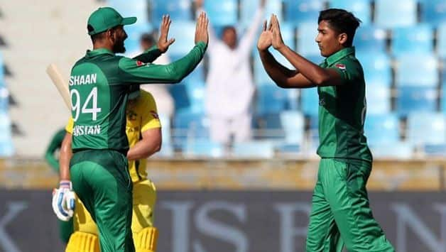 Compliments galore for young Pakistan pacer Mohammad Hasnain