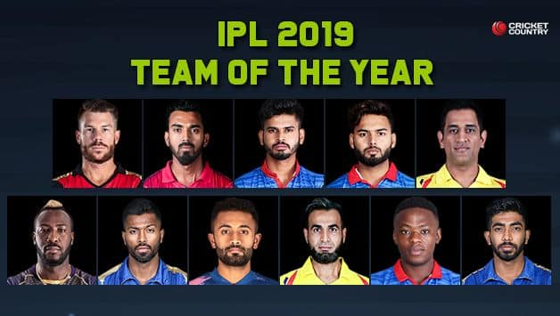 The dream 11 of IPL 2019