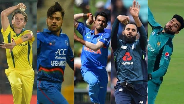 ICC World Cup 2019: Five legspinners to watch out for