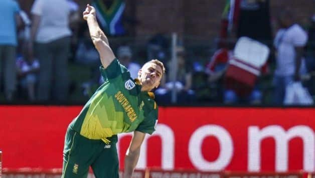 World Cup 2019: South Africa's Anrich Nortje ruled out of World Cup; Chris Morris named replacement