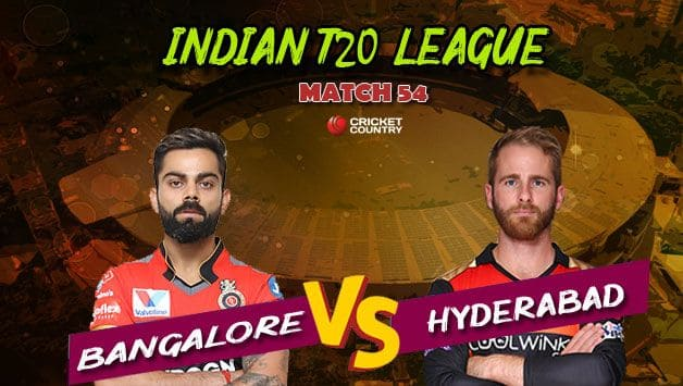 RCB vs SRH, Live: Hetmyer, Gurkeerat seal RCB's four-wicket victory