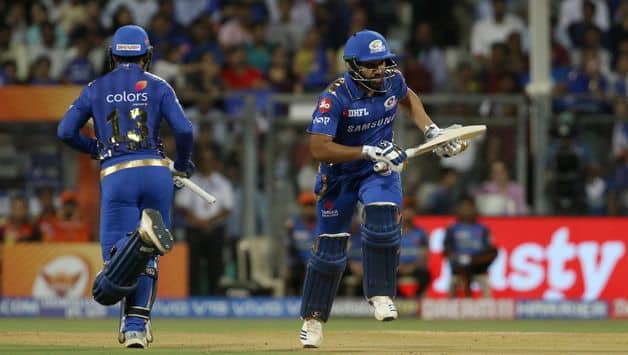 MI vs SRH LIVE: Powerplay update – Mumbai Indians lose Rohit Sharma in breezy start vs Sunrisers Hyderabad