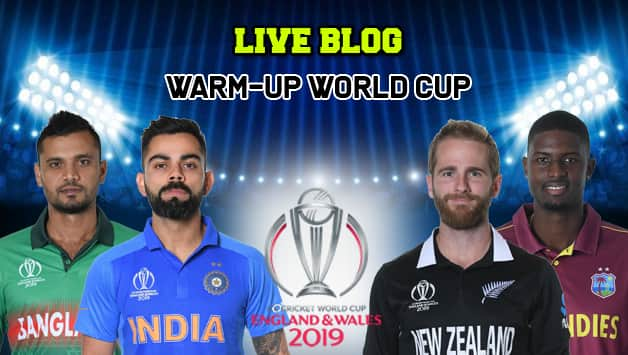 Cricket World Cup 2019, Live Blog: India, West Indies register clinical victories