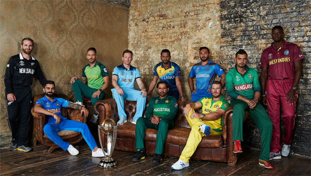 Cricket World Cup 2019: Full Schedule, dates and venues