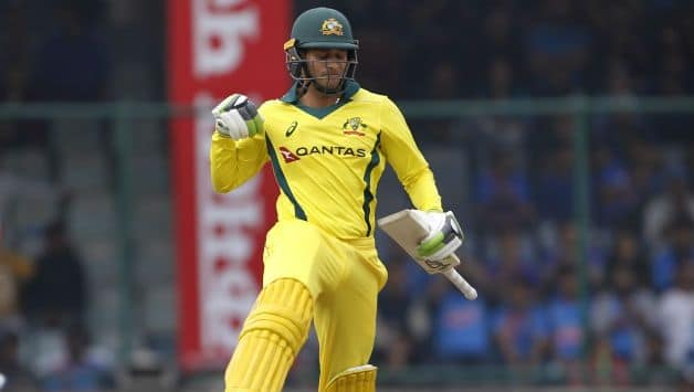 ICC World Cup 2019: Usman Khawaja given all clear after being head knock in warm-up match