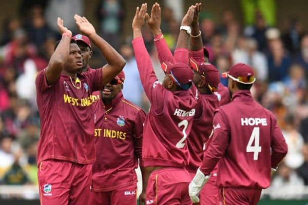 Fiery West Indies pacers turn back time in rollicking World Cup start