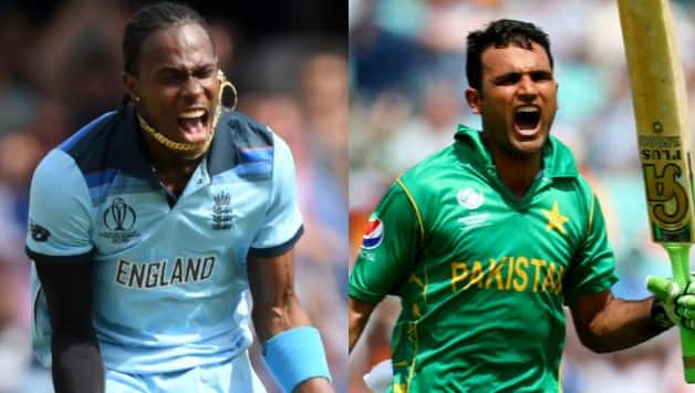 Pakistan 141/2 in 20 overs  vs England, Match 6, Cricket World Cup 2019, LIVE streaming: Teams, time in IST and where to watch on TV and online in India