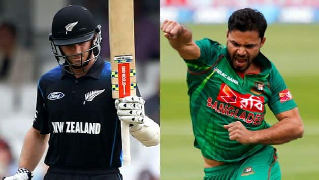 Dream11 Prediction in Hindi: BAN vs NZ, Cricket World Cup 2019, Match 9 Team Best Players to Pick for Today's Match between Bangladesh and New Zealand at 6 PM