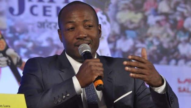 West Indies legend Brian Lara hospitalised after chest pain complaint
