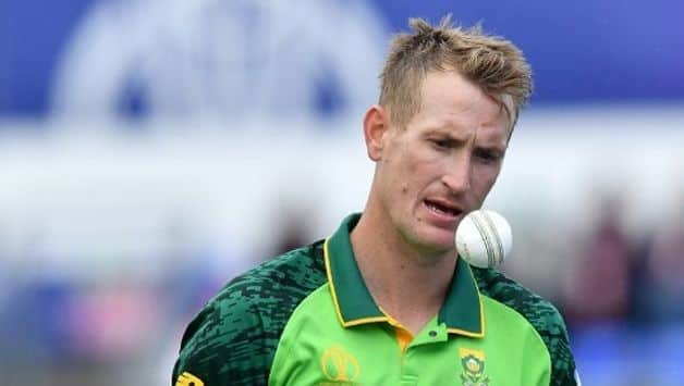 Cricket World Cup 2019 – There are a lot less worms in my head on the cricket field these days: Chris Morris