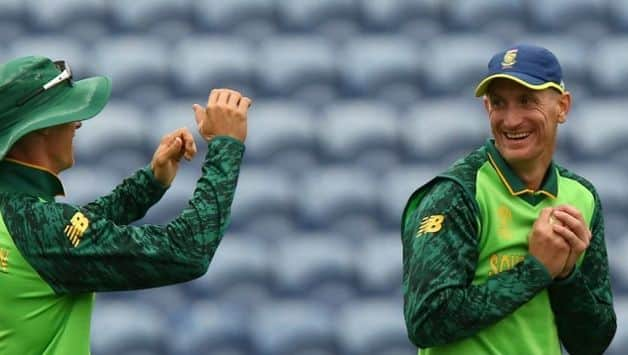 Cricket World Cup 2019 – Miller, Morris in as South Africa opt to field against Bangladesh