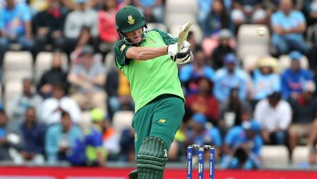 ICC WORLD CUP 2019: Chris morris' 42 runs inning helps south africa to reach 227 runs against india