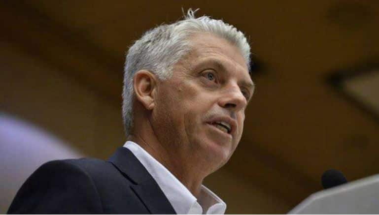 ICC CRICKET WORLD CUP 2019: We are working with authorities on increasing vigilance; Says David Richardson