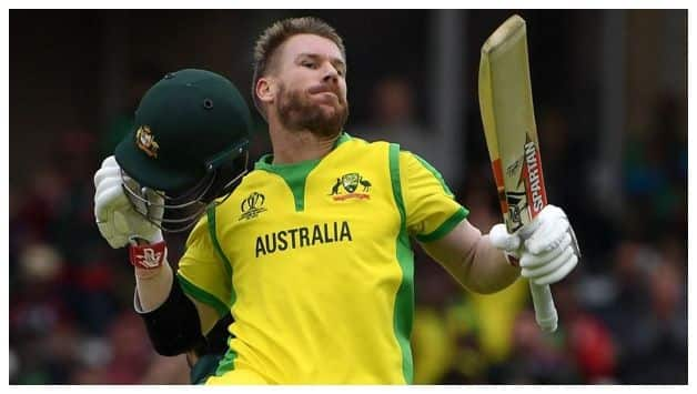 ICC World Cup 2019: David Warner becomes First Batsman to score 150 Plus runs twice in  in ICC ODI World Cups