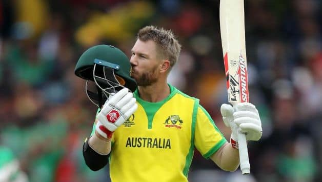 """ICC CRICKET WORLD CUP 2019: David Warner just happy to play his part after """"dark year for Australian cricket"""""""