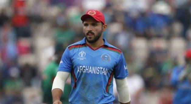 Gulbadin Naib wins toss