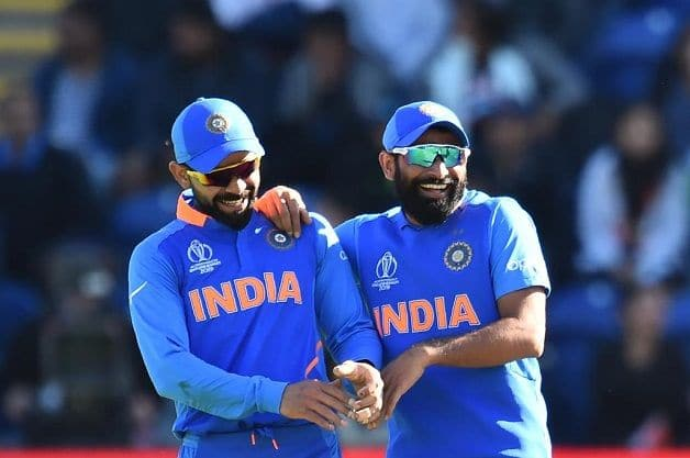 India vs Afghanistan, Mohammed Shami, India, Afghanistan, World Cup, ICC World Cup 2019