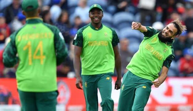 Imran Tahir, Faf du Plessis, South Africa vs Afghanistan, South Africa, Afghanistan, ICC World Cup 2019, World Cup