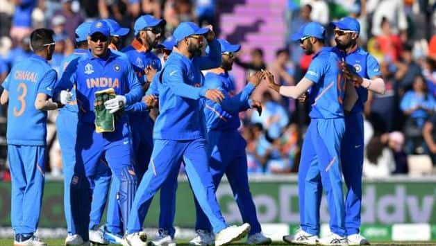 India displace England to take top spot in ICC ODI team rankings