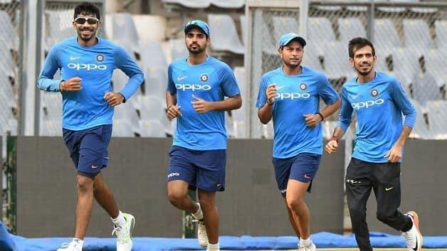 India bowling attack, Jasprit Bumrah, Bhuvneshwar Kumar, Kuldeep Yadav, Yuzvendra Chahal, India, World Cup, ICC World Cup 2019