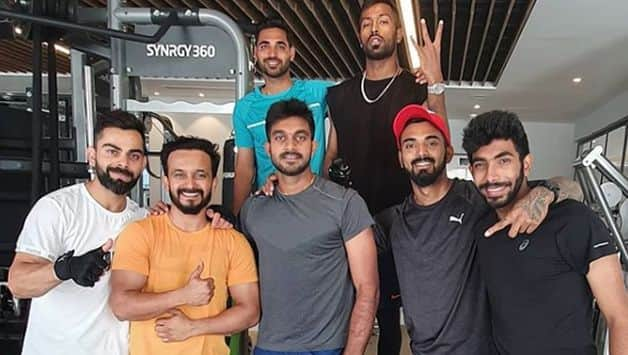 Cricket World Cup 2019: Inadequate equipment in hotel force Indian cricketers to train in private gyms