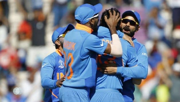 ICC World Cup 2019: Indian team won 4 matches and 4 more to play