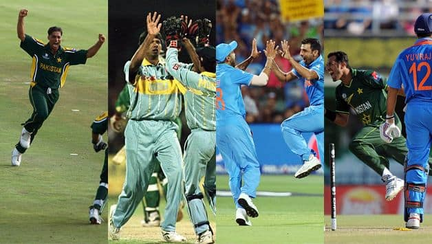India vs Pakistan: The top bowling moments in World Cup