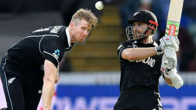 World Cup 2019: James Neesham, Kane williamson guide New zealand to 7 wicket win against Afghanistan