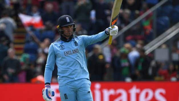 I'm still trying to be fit for Australia: Jason Roy