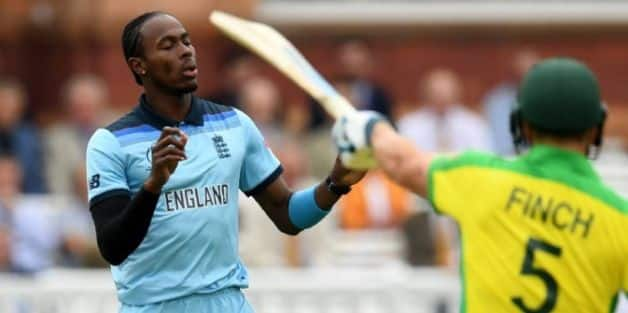 Jofra Archer declared fit moments before play