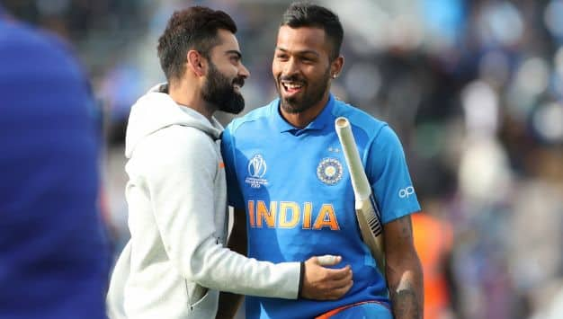 Virat Kohli: As long as Hardik Pandya or MS Dhoni are at the crease, I have no problem staying on Non Striker End