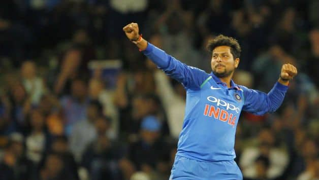 We have shown that we can also defend small totals, says Kuldeep Yadav