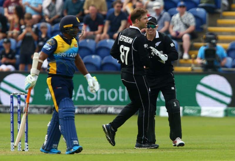 Cricket World Cup: Cardiff catches Sri Lanka at sea, while New Zealand go surfing