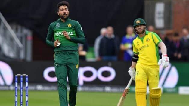 AUS vs PAK: David Warner registers century, Mohammad Amir fifer help Pakistan bowl out Australia for 307