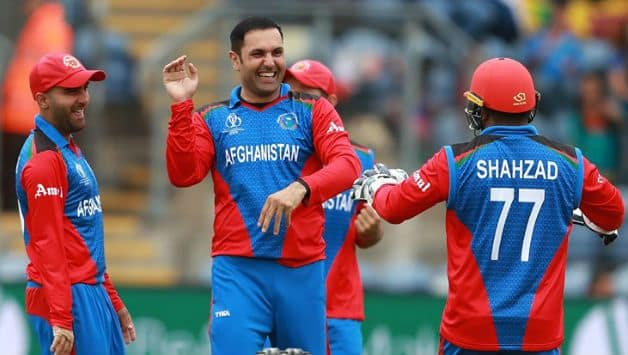 ICC WORLD CUP 2019: Mohammad Nabi shines, Sri Lanka bowled out for 201 against Afghanistan