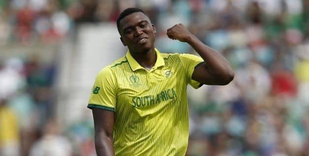 Lungi Ngidi, South Africa, Bangladesh, ICC Cricket World Cup 2019