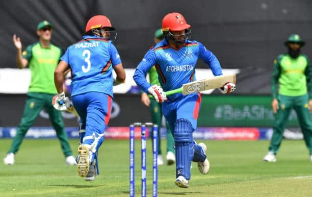 ICC Cricket World Cup 2019 Pictures: Afghanistan vs South