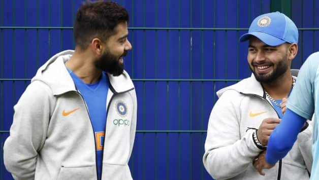 Krish Srikkanth: I would consider putting a guy like Rishabh Pant in at No.4