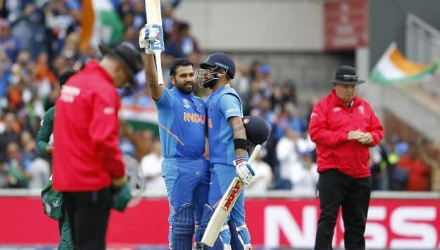 Rohit Sharma: Our Plan was not to lose wickets and try to take the game forward