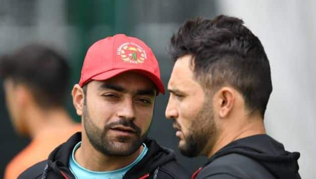 Cricket World Cup 2019 – There is no problem in my relationship with Gulbadin Naib: Rashid Khan