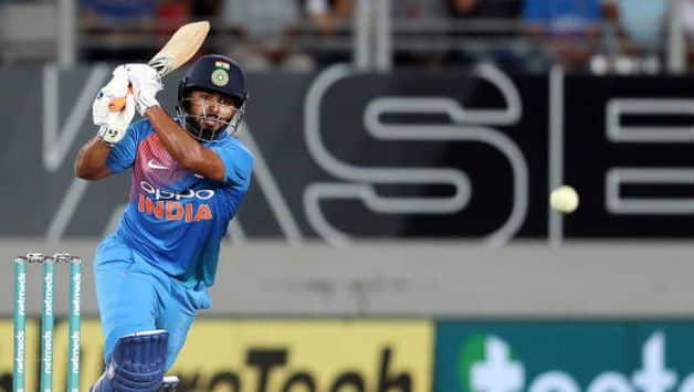 Focused on improving myself after not being selected for World Cup: Rishabh Pant