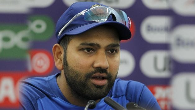 Rohit Sharma opens up on MS Dhoni's glove controversy ahead of match against Australia