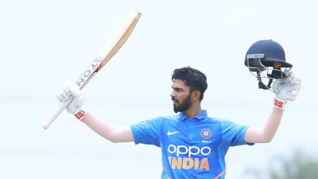 1st Unofficial ODI: Ruturaj Gaikwad's 187*power India to 48-run win over Sri Lanka A