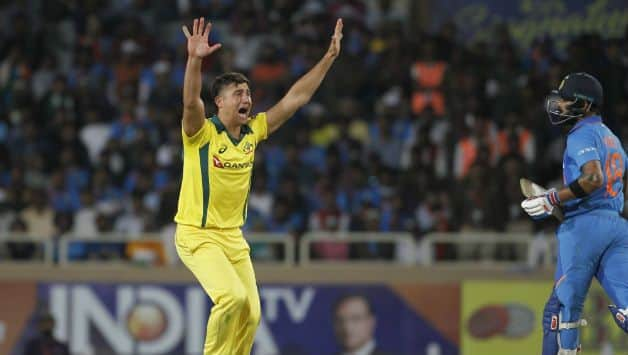 Cricket World Cup 2019: Mitchell Marsh to join Australian squad to cover for injured Marcus Stoinis