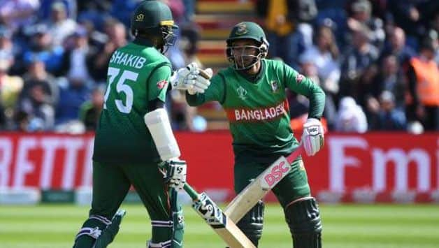 BAN vs AFG: Shakib Al Hasan, Mushfiqur Rahim guide Bangladesh to 262/7 against Afghanistan