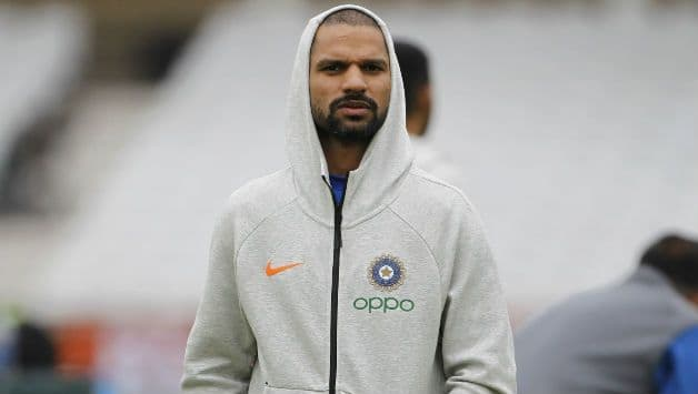 Shikhar Dhawan says in emotional message after being ruled out of ICC CRICKET World Cup 2019